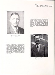 Page 12, 1945 Edition, University of West Georgia - Chieftain Yearbook (Carrollton, GA) online yearbook collection