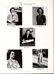 Page 16, 1945 Edition, University of West Georgia - Chieftain Yearbook (Carrollton, GA) online yearbook collection