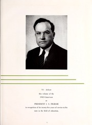Page 9, 1945 Edition, University of West Georgia - Chieftain Yearbook (Carrollton, GA) online yearbook collection