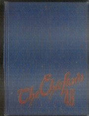 University of West Georgia - Chieftain Yearbook (Carrollton, GA) online yearbook collection, 1948 Edition, Page 1