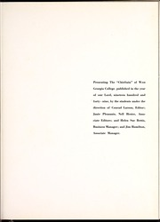 Page 7, 1949 Edition, University of West Georgia - Chieftain Yearbook (Carrollton, GA) online yearbook collection