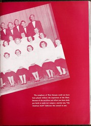 Page 13, 1952 Edition, University of West Georgia - Chieftain Yearbook (Carrollton, GA) online yearbook collection