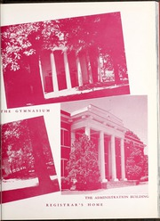 Page 15, 1952 Edition, University of West Georgia - Chieftain Yearbook (Carrollton, GA) online yearbook collection