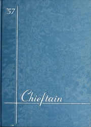 Page 1, 1957 Edition, University of West Georgia - Chieftain Yearbook (Carrollton, GA) online yearbook collection