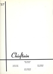 Page 5, 1957 Edition, University of West Georgia - Chieftain Yearbook (Carrollton, GA) online yearbook collection