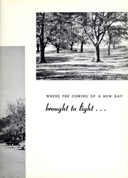 Page 7, 1957 Edition, University of West Georgia - Chieftain Yearbook (Carrollton, GA) online yearbook collection