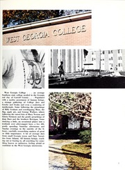 Page 9, 1972 Edition, University of West Georgia - Chieftain Yearbook (Carrollton, GA) online yearbook collection