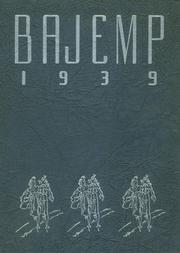 1939 Edition, Cooper Hall - Bajemp Yearbook (Rome, GA)