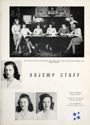 Page 11, 1942 Edition, Cooper Hall - Bajemp Yearbook (Rome, GA) online yearbook collection