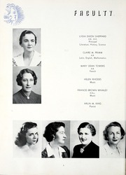 Page 12, 1942 Edition, Cooper Hall - Bajemp Yearbook (Rome, GA) online yearbook collection
