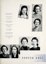 Page 13, 1942 Edition, Cooper Hall - Bajemp Yearbook (Rome, GA) online yearbook collection