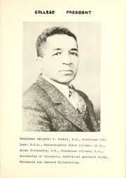 Page 11, 1947 Edition, Savannah State University - Tiger Yearbook (Savannah, GA) online yearbook collection