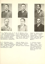 Page 13, 1947 Edition, Savannah State University - Tiger Yearbook (Savannah, GA) online yearbook collection