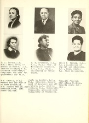 Page 15, 1947 Edition, Savannah State University - Tiger Yearbook (Savannah, GA) online yearbook collection
