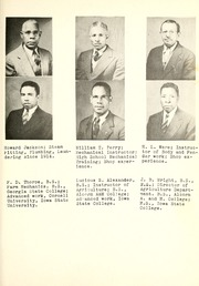 Page 17, 1947 Edition, Savannah State University - Tiger Yearbook (Savannah, GA) online yearbook collection