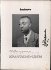 Page 13, 1950 Edition, Savannah State University - Tiger Yearbook (Savannah, GA) online yearbook collection
