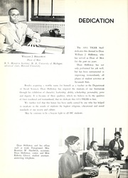 Page 14, 1953 Edition, Savannah State University - Tiger Yearbook (Savannah, GA) online yearbook collection