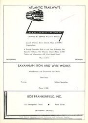 Page 15, 1953 Edition, Savannah State University - Tiger Yearbook (Savannah, GA) online yearbook collection