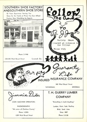 Page 16, 1953 Edition, Savannah State University - Tiger Yearbook (Savannah, GA) online yearbook collection