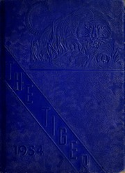 Page 1, 1954 Edition, Savannah State University - Tiger Yearbook (Savannah, GA) online yearbook collection