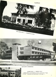 Page 11, 1954 Edition, Savannah State University - Tiger Yearbook (Savannah, GA) online yearbook collection