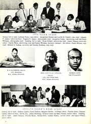 Page 12, 1954 Edition, Savannah State University - Tiger Yearbook (Savannah, GA) online yearbook collection