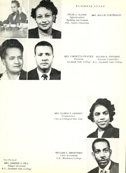 Page 15, 1954 Edition, Savannah State University - Tiger Yearbook (Savannah, GA) online yearbook collection