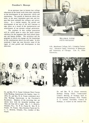 Page 7, 1954 Edition, Savannah State University - Tiger Yearbook (Savannah, GA) online yearbook collection