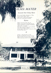 Page 6, 1962 Edition, Savannah State University - Tiger Yearbook (Savannah, GA) online yearbook collection