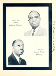 Page 9, 1962 Edition, Savannah State University - Tiger Yearbook (Savannah, GA) online yearbook collection