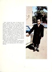 Page 11, 1967 Edition, Savannah State University - Tiger Yearbook (Savannah, GA) online yearbook collection