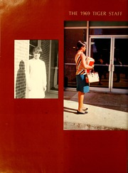 Page 10, 1969 Edition, Savannah State University - Tiger Yearbook (Savannah, GA) online yearbook collection