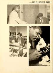 Page 12, 1969 Edition, Savannah State University - Tiger Yearbook (Savannah, GA) online yearbook collection