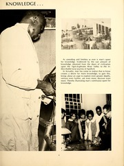 Page 13, 1969 Edition, Savannah State University - Tiger Yearbook (Savannah, GA) online yearbook collection