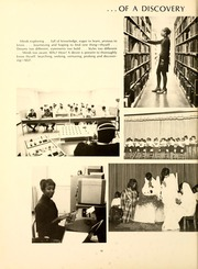 Page 14, 1969 Edition, Savannah State University - Tiger Yearbook (Savannah, GA) online yearbook collection