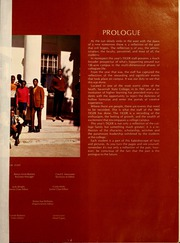 Page 7, 1969 Edition, Savannah State University - Tiger Yearbook (Savannah, GA) online yearbook collection