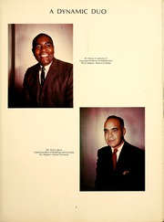 Page 9, 1969 Edition, Savannah State University - Tiger Yearbook (Savannah, GA) online yearbook collection