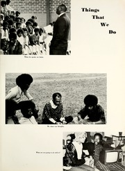 Page 11, 1972 Edition, Savannah State University - Tiger Yearbook (Savannah, GA) online yearbook collection