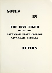 Page 5, 1972 Edition, Savannah State University - Tiger Yearbook (Savannah, GA) online yearbook collection