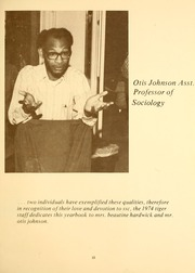 Page 17, 1974 Edition, Savannah State University - Tiger Yearbook (Savannah, GA) online yearbook collection