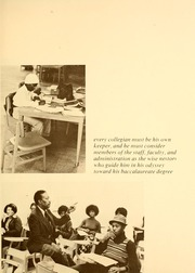 Page 7, 1974 Edition, Savannah State University - Tiger Yearbook (Savannah, GA) online yearbook collection