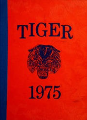 1975 Edition, Savannah State University - Tiger Yearbook (Savannah, GA)