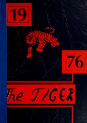 1976 Edition, Savannah State University - Tiger Yearbook (Savannah, GA)