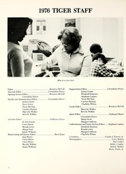 Page 6, 1976 Edition, Savannah State University - Tiger Yearbook (Savannah, GA) online yearbook collection