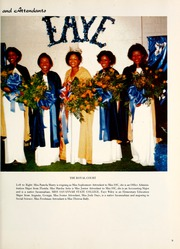 Page 13, 1979 Edition, Savannah State University - Tiger Yearbook (Savannah, GA) online yearbook collection