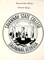 Page 6, 1979 Edition, Savannah State University - Tiger Yearbook (Savannah, GA) online yearbook collection