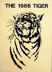1986 Edition, Savannah State University - Tiger Yearbook (Savannah, GA)