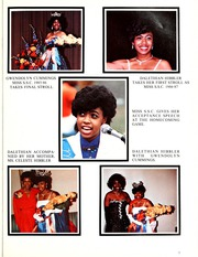 Page 9, 1987 Edition, Savannah State University - Tiger Yearbook (Savannah, GA) online yearbook collection