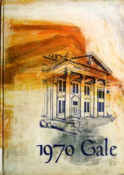 1970 Edition, Georgia Southwestern State University - Gale Yearbook (Americus, GA)