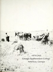 Page 5, 1974 Edition, Georgia Southwestern State University - Gale Yearbook (Americus, GA) online yearbook collection